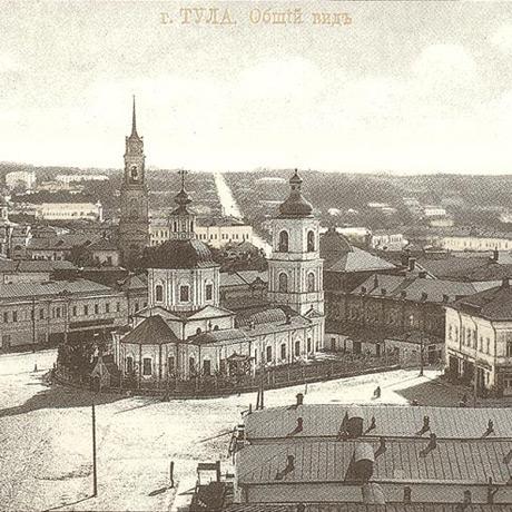 Площадь Челюскинцев